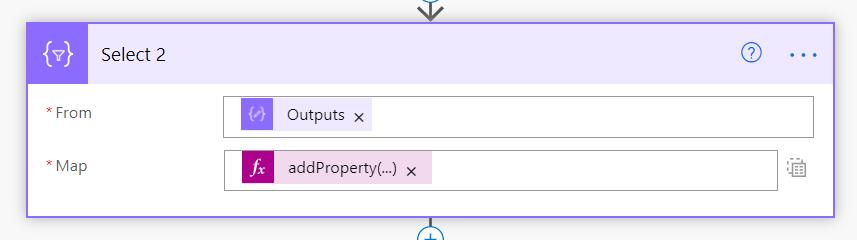 Add a column to an array