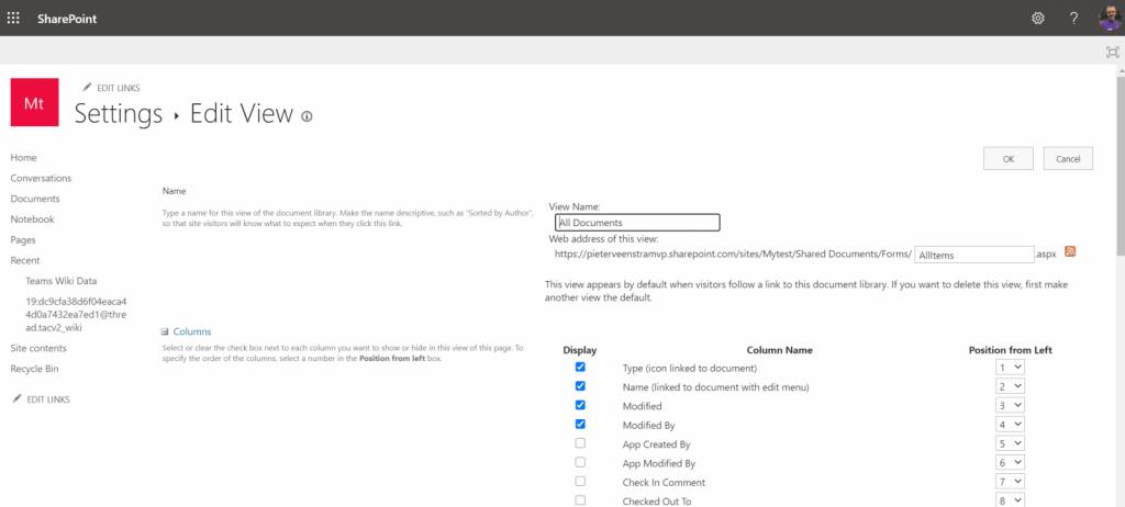 Create Views in Microsoft Teams Microsoft SharePoint, Microsoft Teams image 25