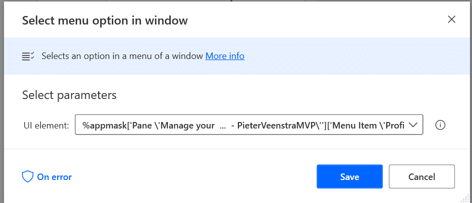 Set yourself to Do Not Disturb using Power Automate Desktop Microsoft Office 365, Microsoft Power Automate image 38