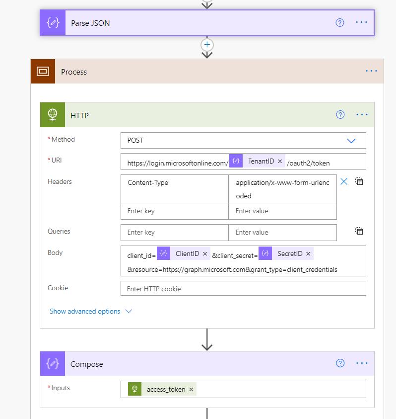 Create a Microsoft Teams team template Microsoft Office 365, Microsoft Power Automate, Microsoft Teams image 16