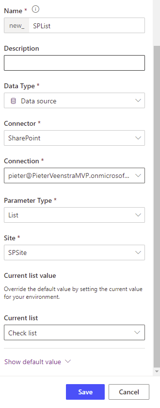 Environment Variables in Power Apps Microsoft Office 365 image 48