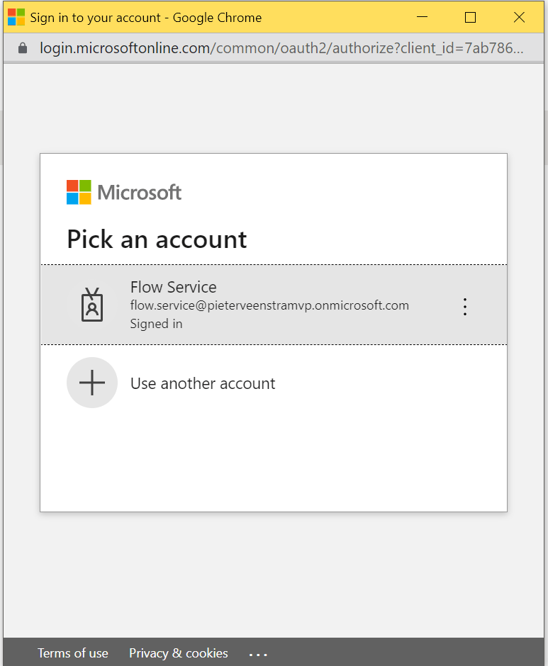 There's a problem that needs to be fixed in Power Automate Microsoft Office 365 image 47