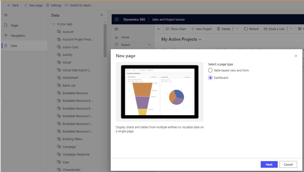 Modern app designer vs Classic app Designer in Model Driven Apps Microsoft Dynamics 365 image 9