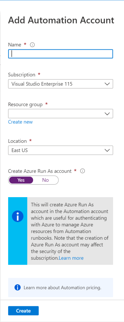 Using PnP PowerShell with Azure Automation Accounts Microsoft Azure, Microsoft Power Automate, Microsoft SharePoint Online image 1
