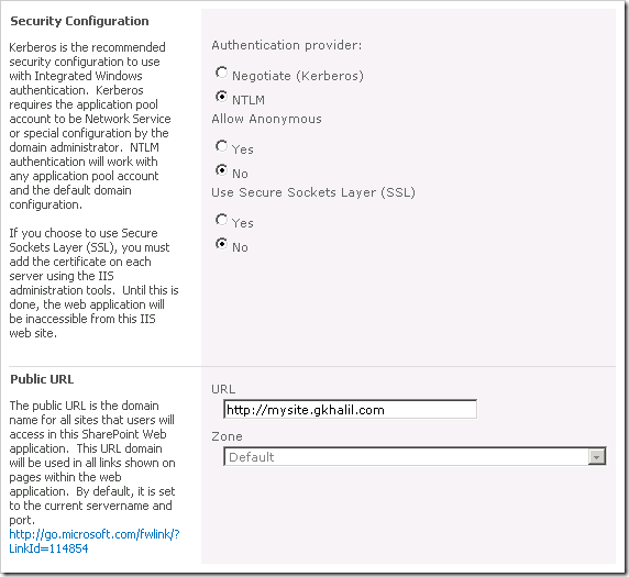 image thumb2 Configuring My Site in SharePoint 2010