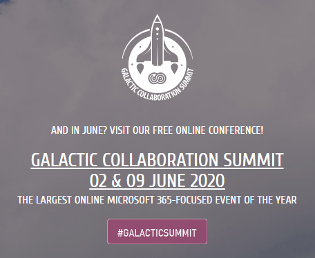 Galactic Collaboration Summit