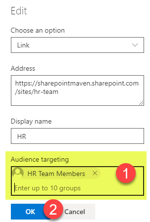 make your SharePoint Site more secure