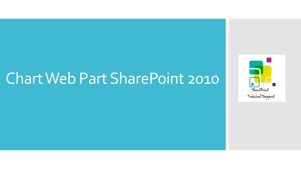 Chart Web Part SharePoint 2010