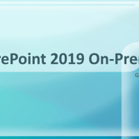 SharePoint 2019 On-Premises is going to be released