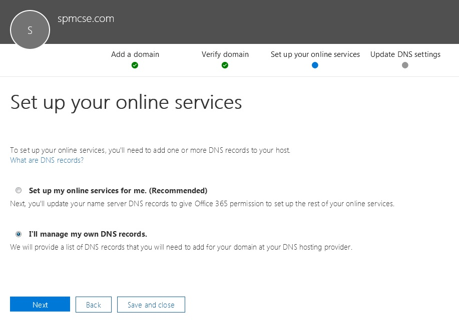 Manage my own domain 917x669