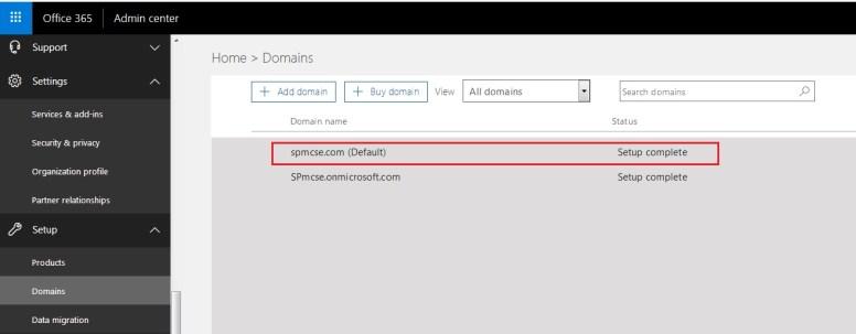 domain setup complete 1315x514