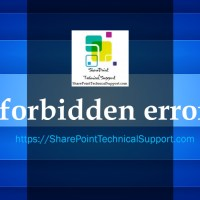 403 forbidden error fix