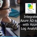 Integrate Azure AD logs with Azure Log Analytics 1920x1080
