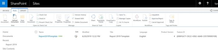 Save list as template sharepoint 2019 powershell -3