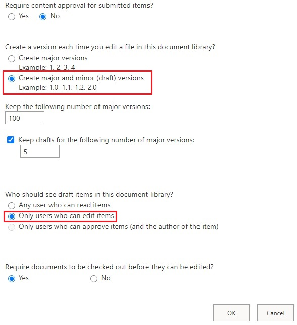 cannot see files in document library sharepoint search