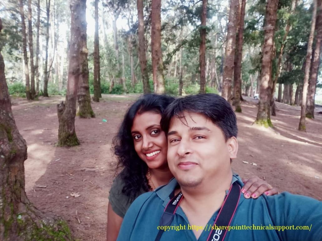 Pine Forest Shooting Spot ooty