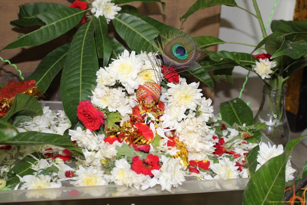 krishna janmashtami celebration 2019