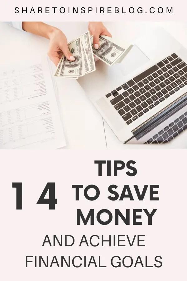 MONEY SAVING TIPS PINTEREST PIN