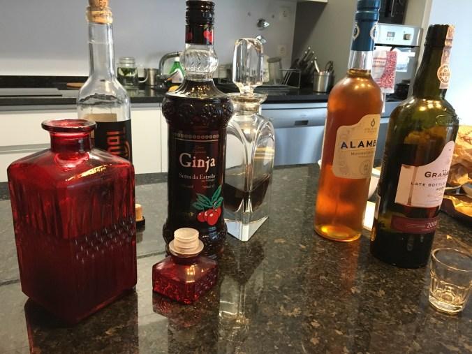 Port, Moscatel, sweet wine