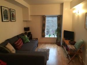 Edinburgh home exchange