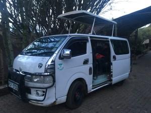 safari van Kenya