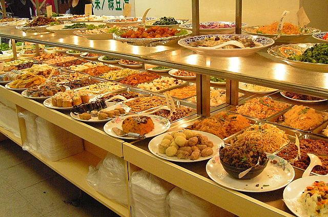 taiwanese-veggie-buffet