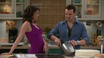 Melissa & Joey - 01x18 The Mel Word