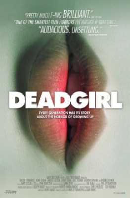 Deadgirl movie poster