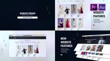 Atmospheric Website Promo