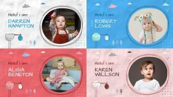 Baby Album Slideshow