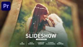 Romantic Wedding Intro Slideshow