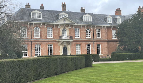 Balls Park House, more reminders of the Historic Hertford and Haileybury walk