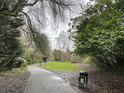 Yeading Walk on the Eastcote House & 8 park walk