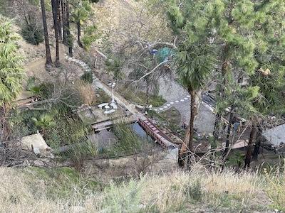 LA life below the Porter Ranch Trail