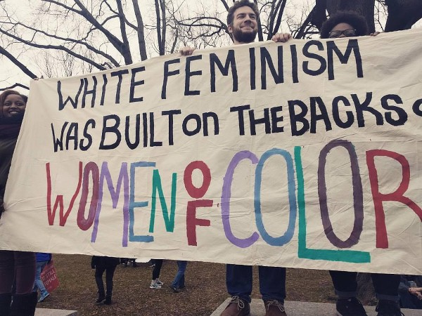 Feminism and Racism: White Women, Race, and Work.