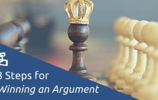 8 Steps for Winning an Argument