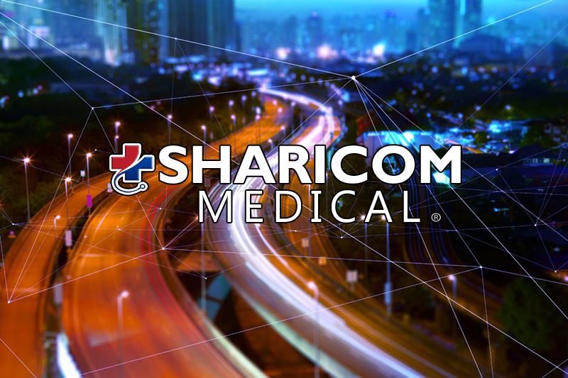 Sharicom Medical Courier