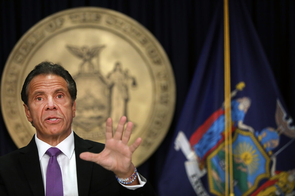 New York Will Review Virus Vaccines, Citing Politicization of Process