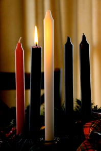 1st Week of Advent: Prophesy & the Hope Candle