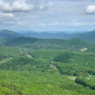 Full Blown spring in Appalachia