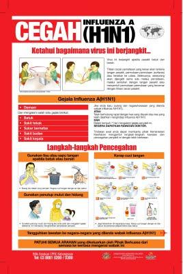 PANDUAN PENCEGAHAN H1N1