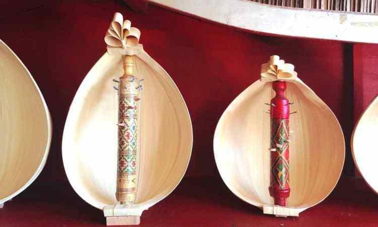 Alat musik tradisional Sasando