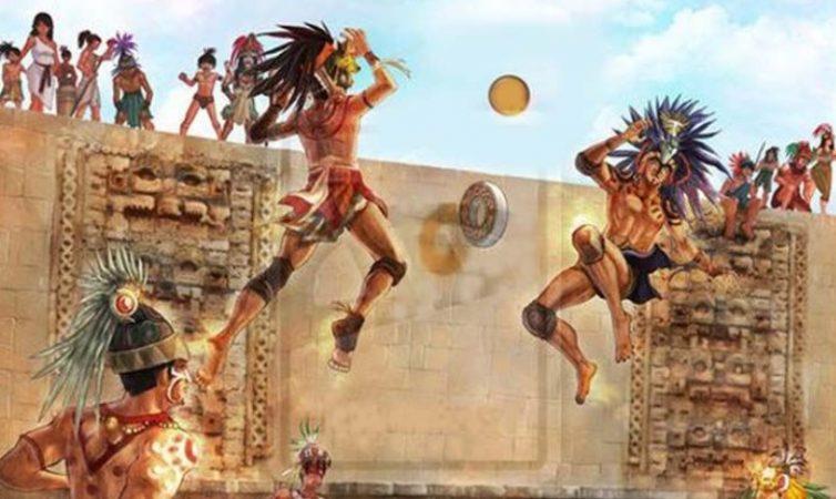 Sepak Bola Bangsa Maya Kuno