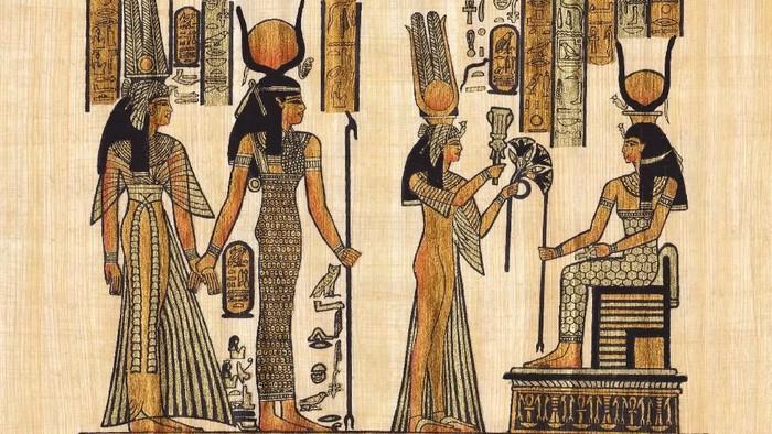 Sepak Bola Bangsa Mesir Kuno