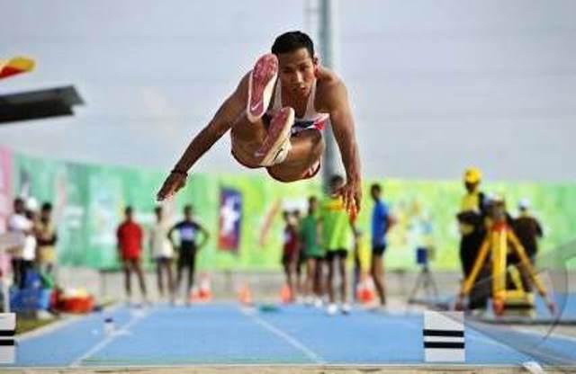 Teknik Dasar Atletik Lompat