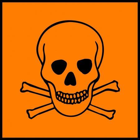 Bahan Kimia Beracun (Toxic)