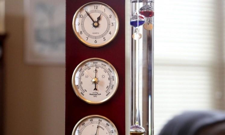 Cara Membaca Barometer