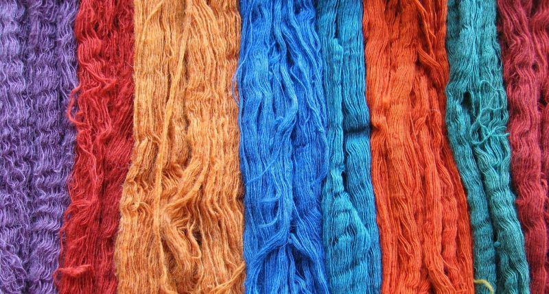 Jenis Bahan Pewarna Tekstil