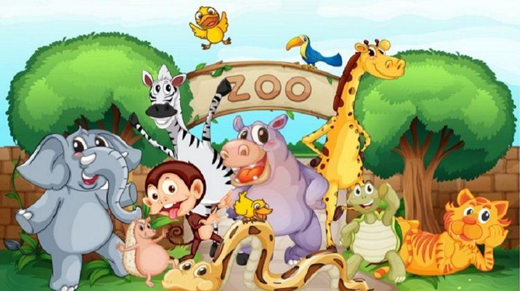 Contoh gambar montase hewan