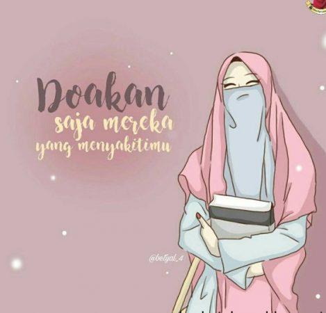 Terbaru Hijab Gambar Kartun Muslimah Cantik Terbaru 2020 Tahun Ini